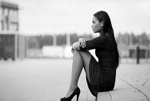 Yalnız tek başına-Allein einsam- Alone lonely / Bugün yine günlerden yalnızlık. / by Handan