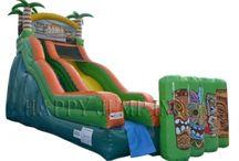 Inflatable Slides