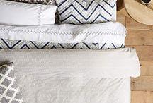 Kissen und Bett Idee