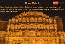 Jaipur Hawa Mahal History In Hindi