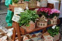 domečky na zahradu