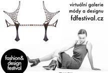 Fashion&Design Festival n. 4 a jeho vystavovatelé / virtuální galerie módy a designu - téma expozice TVARY