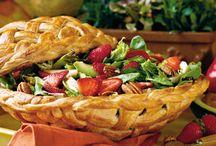 Delish Salad Recipes