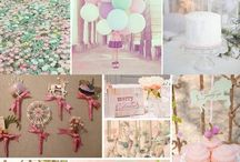 Wedding colour theme