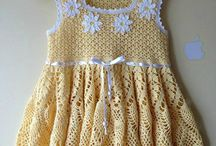 Häkeln Kleid
