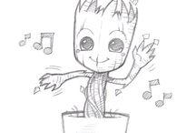 My drawing ideas✏