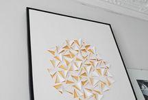 craft / papier / pliage / Origami