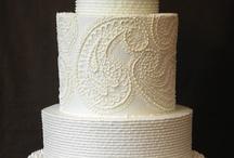 Wedding Cakes - Larisa Leonidovna Drozdova / Larisa Leonidovna Drozdova sharing ideas for the perfect wedding cake.  #Corfu #Athens #Greece. Wedding: Larisa Smirnova and Vladimir Drozdov - June 2nd, 2014