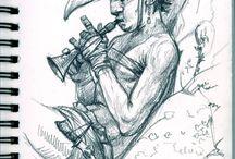terekiny's sketches