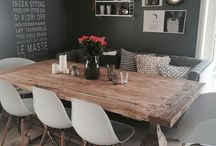 Living/Dining Room Deco