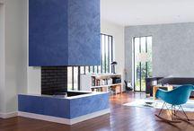 Diabolo / La tendance est aux couleurs fraîches. Avec ses effets nacrés, la peinture DIABOLO est idéale pour dynamiser un salon, réveiller la chambre, stimuler un coin bureau, rendre joyeuse une cuisines, dessiner une tête de lit, délimiter une séparation ou encore souligner un soubassement.