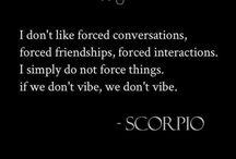 Scorpions ♏️
