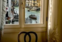 Window Seat / by Patricia A. Thomas-Smith