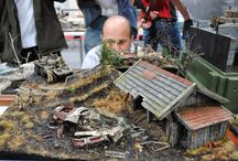 Diorama / Scale model / Toys