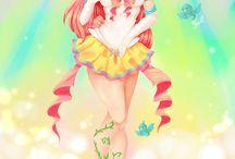 Sailor Fluttershy Cosplay
