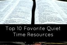 Bible Resources for me