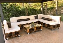 Muebles con estivas