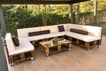 sofas paletes