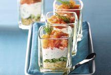 Salate und Vorspeise