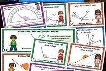 5th Grade Math Angles