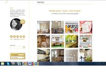 Blog Design Brainstorm / Images, vibe, colors, fonts, examples, and design elements that I covet for my blog design