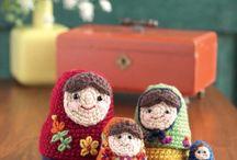 Crochet Hracky