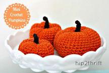 fruta y verdura crochet