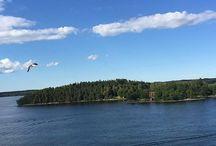 Travelling Around Sweden