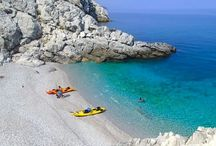 Kayaking / Xtremeway, Kayaking in greece. Looking for adventure in outdoor activities! Mountaineering, Rock Climbing, Survival, Kayaking, Canyon sports