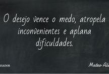 frase em portugues