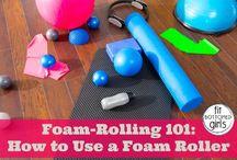 ★ Foam Roller ★