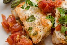 Recipes - Entrée - Seafood
