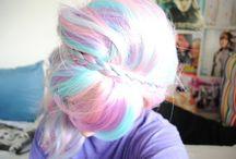 Hair / by Henriette Visscher