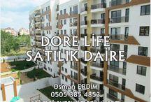 Dore Life / Dore Life Satılık Daire