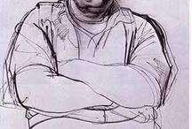 Rico Lebrun Art / Drawing Master Rico Lebrun