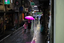 Melbourne Laneways / by Mike Hauser