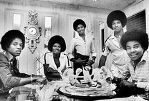 The Jackson 5/The Jacksons/Jackson Family/Forever Michael / by Deborah Goins Johnson
