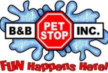 B&B Pet Stop: Events