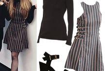 Sabrina 's outfits