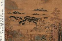 Japanese and chinese arts