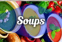 Soups / Soups! Delicious and quick soup recipes!