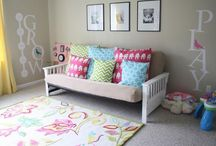 Play room / by Kimberly George Coutts