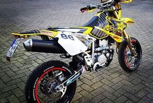 Motorcycle ideas (Suzuki DRZ400)