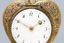 Watches :from ( 1714 until 1955) / http://www.lj24magazine.com/article/article_000060/1.aspx History of Estate Jewelry 1\\ Georgian Period (1714-1830) 2\\ Victorian period (1835-1901) Romantic Period (1837-1860) Grand Period (1860-1885) Aesthetic Period (1885-1901) 3\\ Art Nouveau Period (1885-1915) 4\\ Edwardian Period (1901-1910) 5\\ Art Deco Period (1920-1940) 6\\ Retro or Art Modern Period (1941-1955) ____Georgian Era or Regency 1714-1830 Before the Industrial Revolution