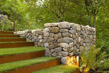Aço inoxidado_ jardim
