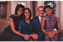 Obamas First Family