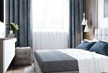 Спальня кати