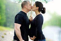 Pregnancy in the rain