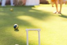 My Croquet + Pies Party