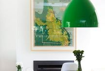 A green hue / 2017 colour of the year - green, vert,